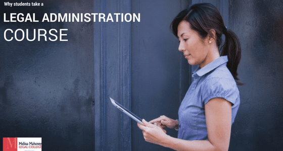 LEGAL ADMINISTRATION COURSE